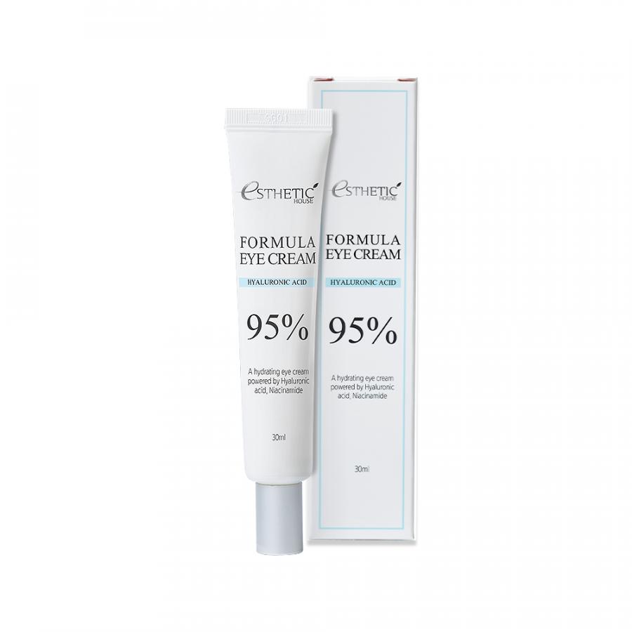 Крем для глаз ГИАЛУРОНОВАЯ КИСЛОТА Formula Eye Cream Hyaluronic Acid 95%, 30 мл