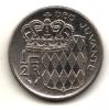 Монако 1/2 франка 1978