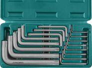 H0816S Набор ключей торцевых TORX® Т6-70, 16 предметов