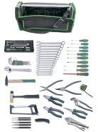 C-HA78S Набор инструмента универсальный в сумке, 78 предметов