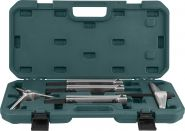 AE310140 Съемник универсальный, американского типа со скользящими 2-3 захватами в наборе, диапазон захватов внутр./наружн. 60-160/40-120, глубина захвата 200 мм