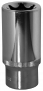 "138716 Головка торцевая глубокая 3/8""DR, внешний TORX®, E16"