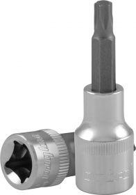 """121940 Насадка торцевая 1/2""""DR с вставкой-битой TORX®, Т40, 100 мм"""