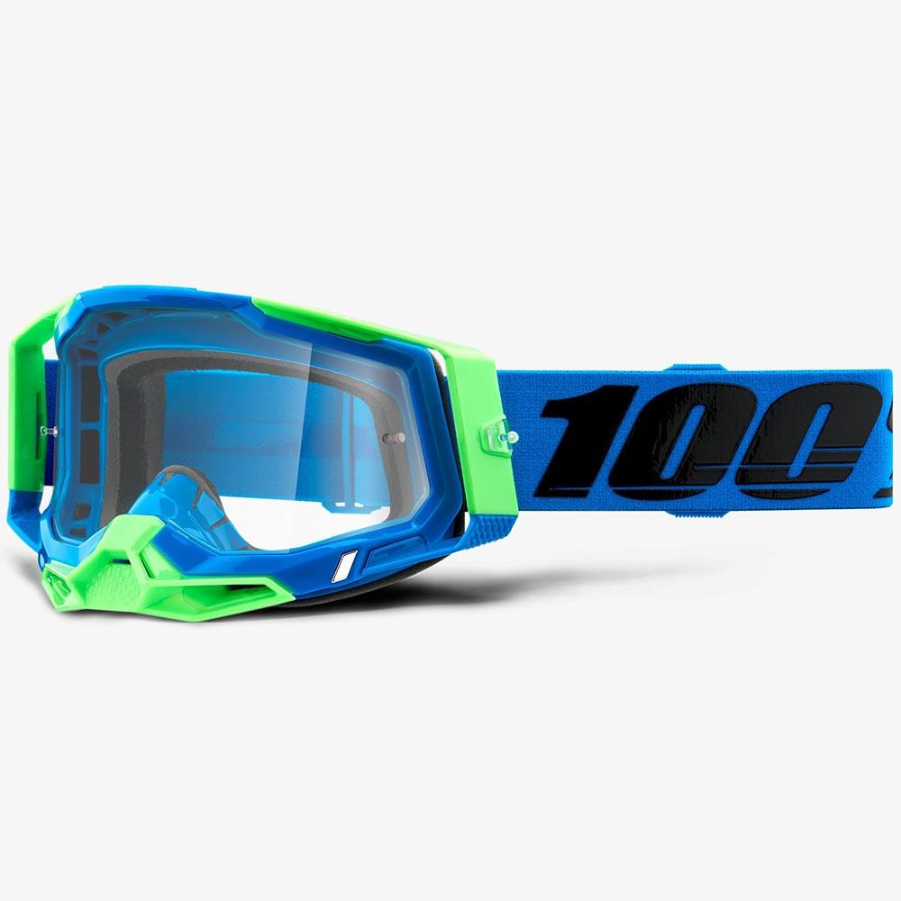 100% Racecraft 2 Fremont Clear Lens, очки