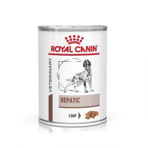 Консервы ROYAL CANIN HEPATIC диета для собак при при заболеваниях печени 420гр