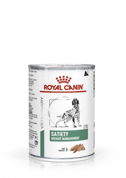 Консервы ROYAL CANIN SATIETY WEIGHT MANAGEMENT диета для собак для контроля избыточного веса 410гр