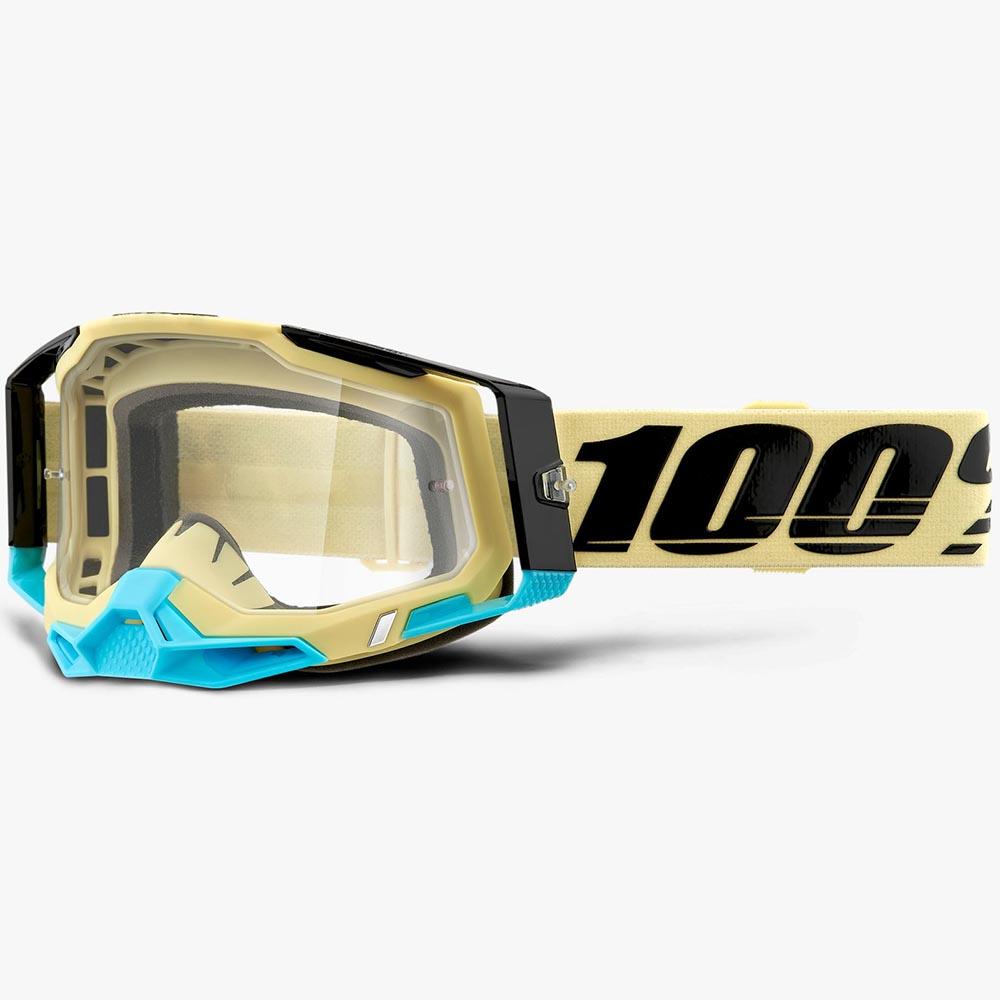 100% Racecraft 2 Airblast Clear Lens, очки