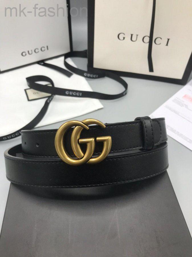 Ремень Gucci тонкий