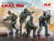 Фигуры, Команда S.W.A.T.