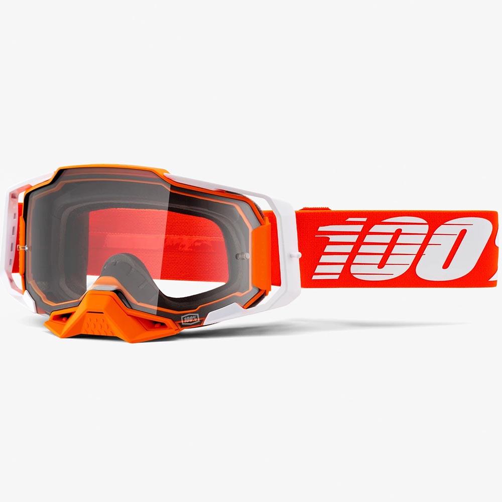 100% Armega Regal Clear Lens, очки