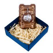 "Шоколад ""Танк"", в коробочке"