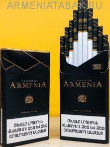 (010)ArmeniA Black SS  (оригинал) АМ