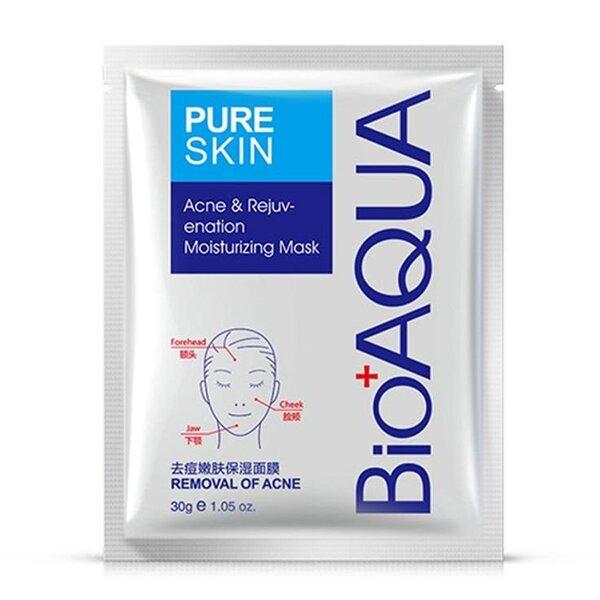 Маска для проблемной кожи BioAqua Pure Skin