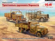 3-т грузовые автомобили Вермахта (V3000S, KHD S3000, L3000S)