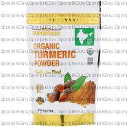 California Gold Nutrition, Superfoods, органический порошок куркумы, 4 унции (114 г)