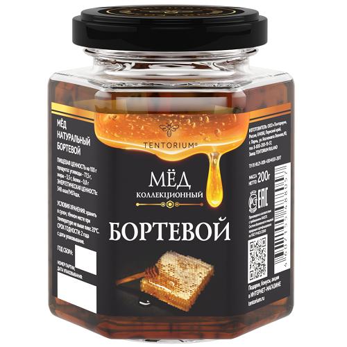 Мед бортевой, 200г
