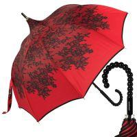 Зонт-трость Chantal Thomass 510-LA Pagode La Primiere Red