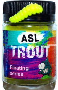 Мягкая приманка ASL Личинка 30 мм / упаковка 10 шт / цвет: 103
