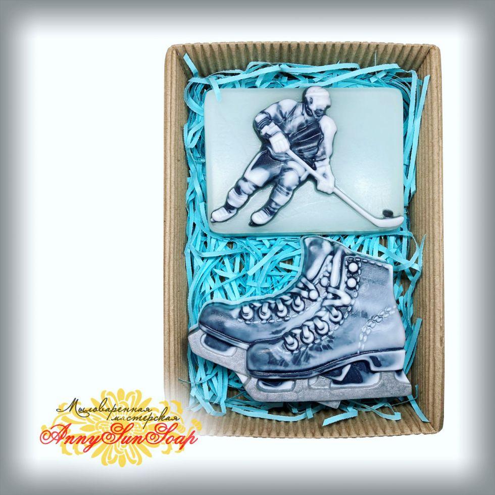 Набор мыла «Хоккей»