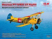 Stearman PT-13/N2S-5 Kaydet, Американский учебный самолет