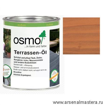 Масло для террас Osmo 004 Terrassen-Ole для дуглазии Натуральный тон 0,75 л