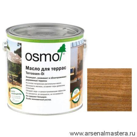 Масло для террас Osmo 007 Terrassen-Ole для тика бесцветное 0,125 л