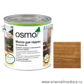 Масло для террас Osmo 007 Terrassen-Ole  для тика бесцветное 0,75 л