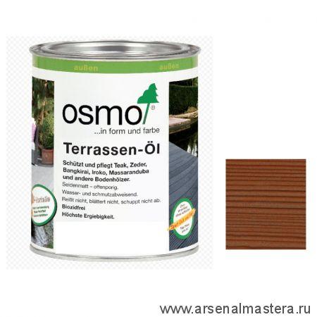 Масло для террас Osmo 010 Terrassen-Ole для термодревесины Натуральный тон 0,125 л