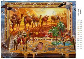 Dana DANA-3473 Пустыня схема для вышивки бисером купить в магазине Золотая Игла