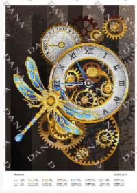 Dana DANA-3510 Механизм схема для вышивки бисером купить в магазине Золотая Игла