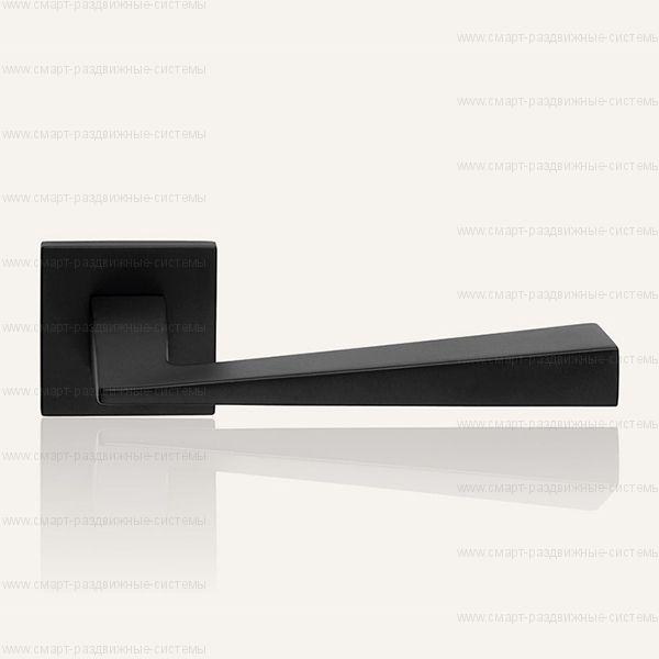 Ручка на розетке Linea Cali Conica Black 486 RO 024