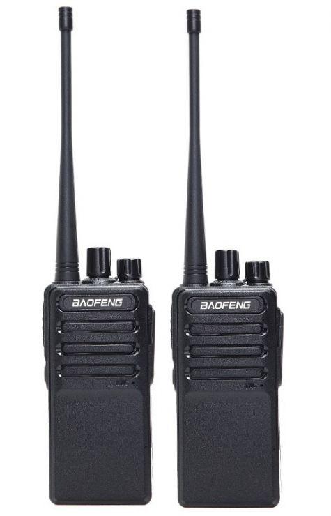 Радиостанция Baofeng BF-V9 (комплект 2 шт) 5 км