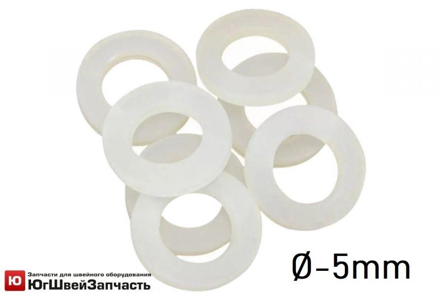 Уплотнительное кольцо для люверса №3 - Ø-5мм (50шт)