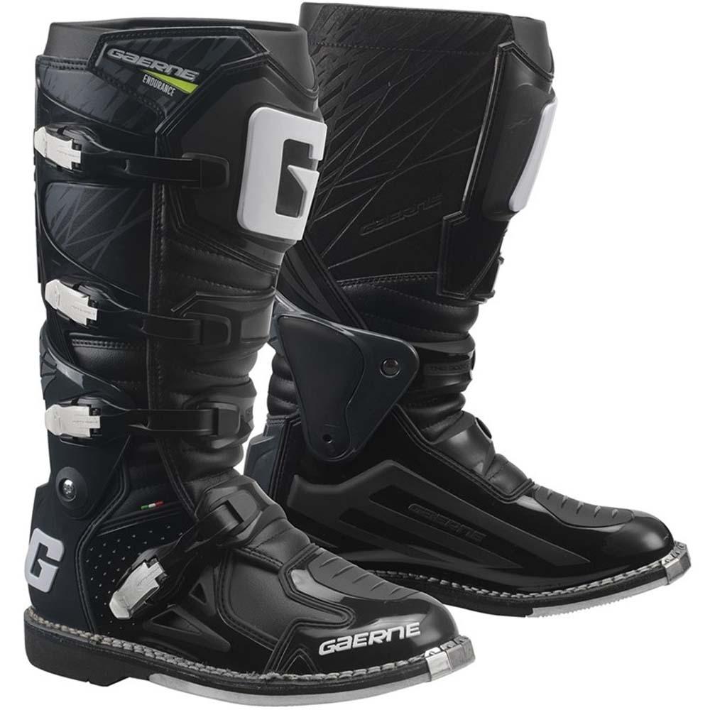 Gaerne Fastback Endurance Black, мотоботы