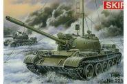 Танк T-55АК