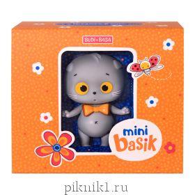 """Мини Басик игрушка + 5 предметов одежды """"Новые открытия"""""""