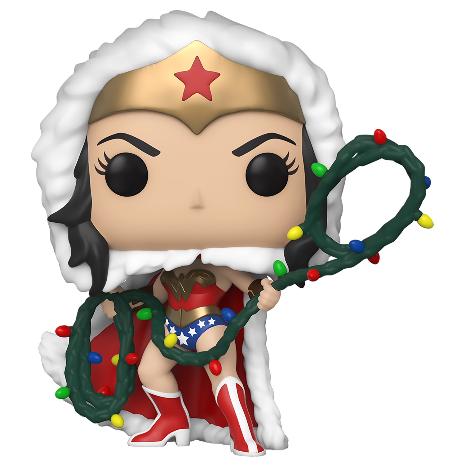Фигурка Funko POP! Vinyl: DC: Holiday: Wonder Women w/Lights Lasso