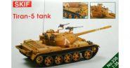 Израильская модификация советского танка Т-54