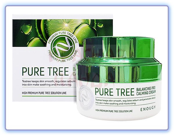 Enough Pure Tree Balancing Pro Calming Cream