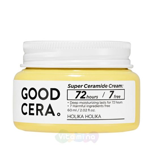 Holika Holika Крем для лица увлажняющий Good Cera Super Cream