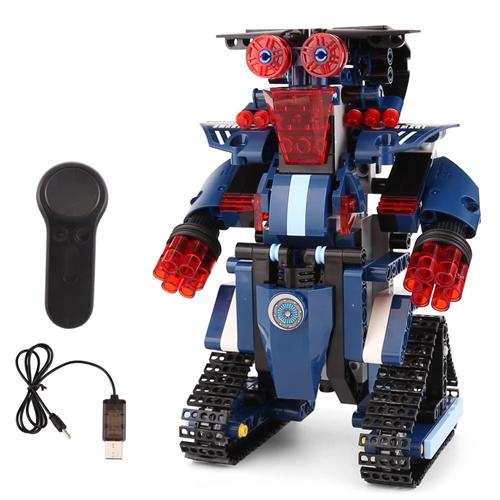 Конструктор робот Mould king 13002-М2, на радиоуправлении (347 деталей)