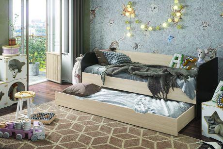 Детская кровать БАЛИ двухуровневая