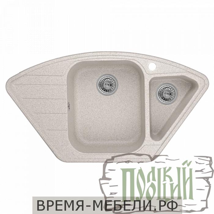 Кухонная мойка GRANULA 9101