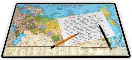 Коврик для письма «РФ административная»