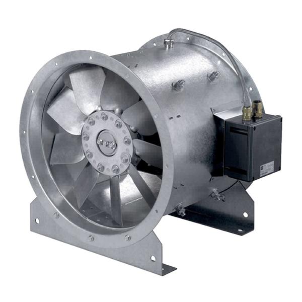 Взрывозащищенный вентилятор AXC-EX 355-7/32°-4