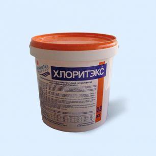 Хлоритэкс 0.8 кг.
