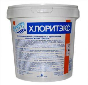 Хлоритекс гранулы 25 кг. - все для сада, дома и огорода!