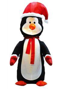 """Надувная фигура """"Пингвин"""" (1,2 м)"""
