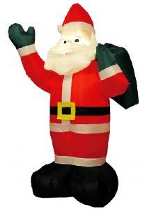 Дед Мороз с мешком (2,4 м)