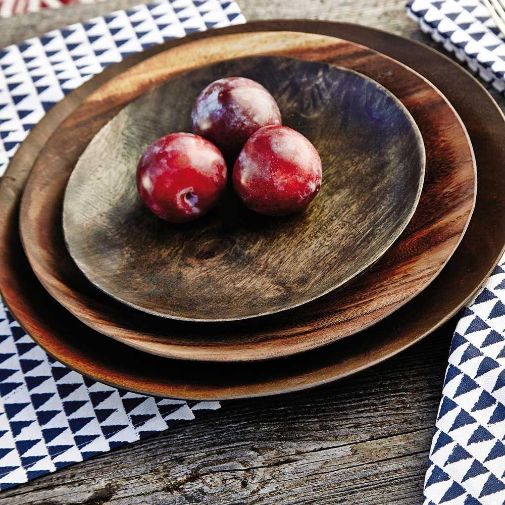 Сервировочное блюдо Round Dish